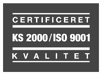 KS2000 Certificeret